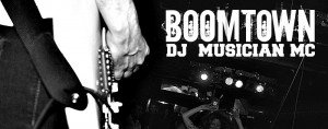 DJ Boomtown - January 18th @ Moby's Pub