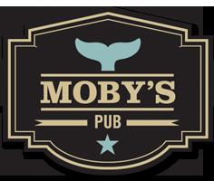 MOBY'S PUB, SALT SPRING ISLAND Logo