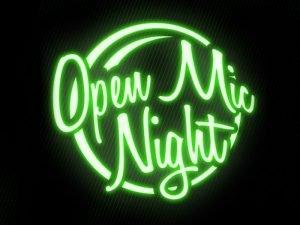 Open Mic @ Moby's Pub