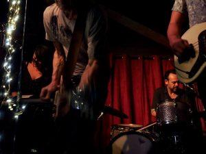 SALTSPRINGUNDERGROUND - July 13th @ Moby's Pub