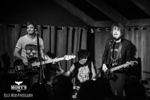 Tom Hooper & The Angry Hippies - July 12th @ Moby's Pub