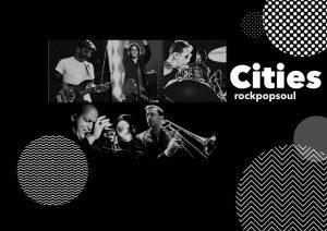 Cities - August 16th @ Moby's Pub