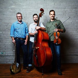Lonesome Ace Stringband - November 20th @ Moby's Pub